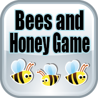 BEES AND HONEY LEARNING GAME APP